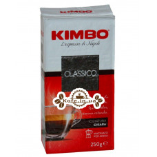 Кава KIMBO Classico мелена 250 г (8002200107017)
