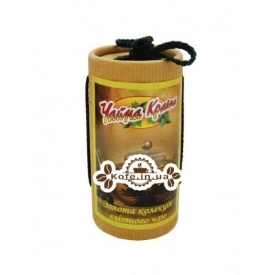 Набор вязаного чая Золотая Коллекция Элитного Чая Чайна Країна