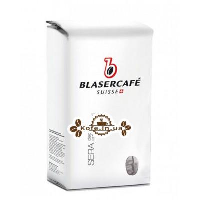 Кофе Blaser Cafe Sera decaf без кофеина зерновой 250 г (7610443569106)