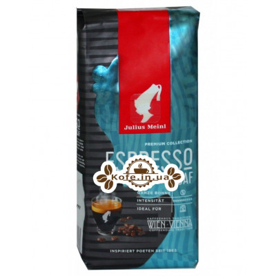 Кава Julius Meinl Espresso Decaf зернова 250 г (9000403899363)