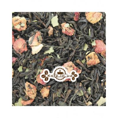 Лісова Мавка чорний ароматизований чай Світ чаю