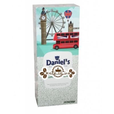 Чай Daniel's Green Tea 25 х 2 г к / п (4796017690469)