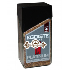 Кава Egoiste Platinum розчинна 100 г ст. б. (7610121710493)