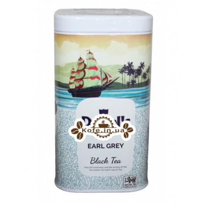 Чай Daniel's Earl Grey Black Tea 100 г ж / б (4796017690520)
