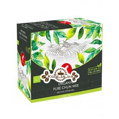 Чай Julius Meinl Bio China Green Pure Chun Mee Зелений Китайський Шун Мі 20 x 3,25 г (9000403832551)