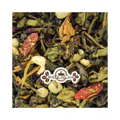 Акаи-Годжи зеленый ароматизированный чай Світ чаю