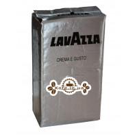 Кава Lavazza Crema e Gusto Classico мелена 250 г (внутрішній ринок)