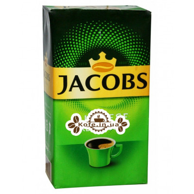 Кава Jacobs Auslese Klassisch мелена 500 г (8711000669969)