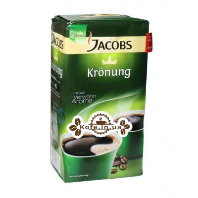 Кава Jacobs Kronung Verwohn Aroma мелена 250 г