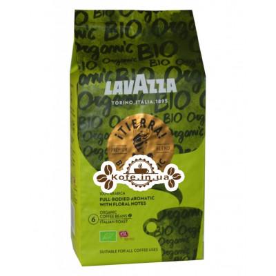 Кофе Lavazza Tierra Bio-Organic зерновой 500 г (8000070021631)