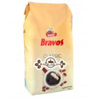 Кофе Bravos Classic зерновой 1 кг (5997349300128)(4820208400015)