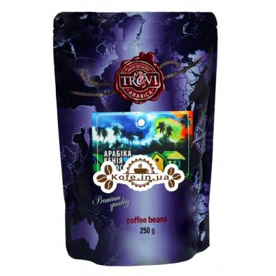 Кофе Trevi Арабика Кения Джосра зерновой 250 г (4820140050750)