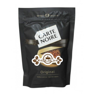 Кава Carte Noire Original 75 г економ пак.