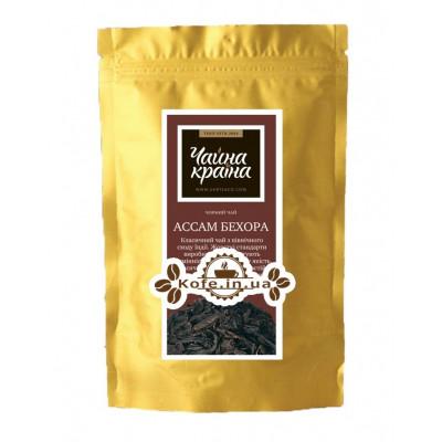 Ассам Бехора чорний класичний чай Чайна Країна - Єлисейські Поля 100 г ф / п