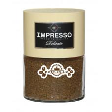 Кава Impresso Delicato розчинна 100 г ст. б.