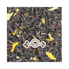 Юнона черный ароматизированный чай Світ чаю