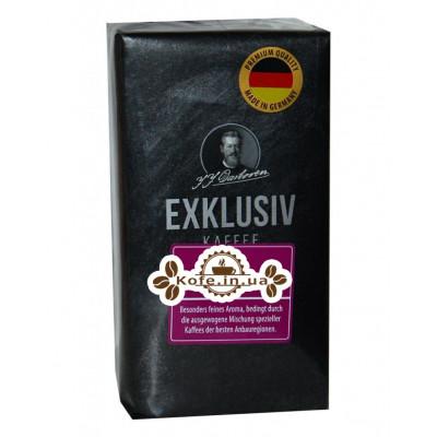 Кава JJ DARBOVEN Exklusiv Kaffee der Edle мелена 250 г (4006581019512)