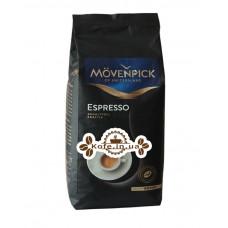 Кава Movenpick Espresso зернова 1 кг (4006581506272)
