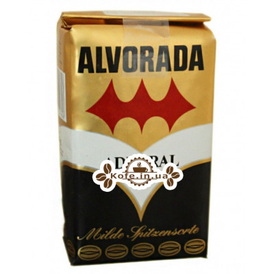 Кава ALVORADA Admiral Kaffee зернова 250 г