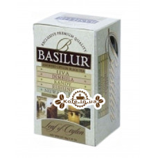 Чай BASILUR Assorted Pure Ceylon Tea Ассорти - Лист Цейлона 20 х 2 г (4792252100732)