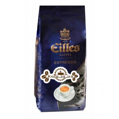 Кава JJ DARBOVEN Eilles Espresso зернова 1 кг (4006581020440)