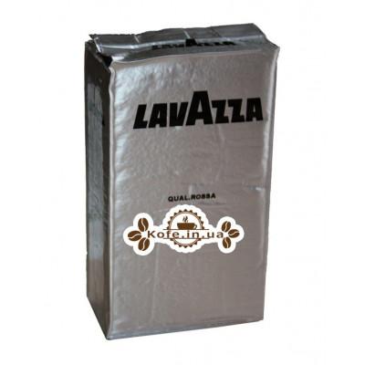 Кофе Lavazza Qualita Rossa молотый 250 г Silver (внутренний рынок)