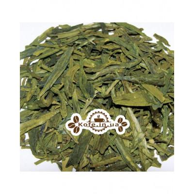 Лунцзин Зеленый зеленый элитный чай Чайна Країна