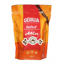 Кофе GEVALIA Milea Instant растворимый 200 г эконом. пак.