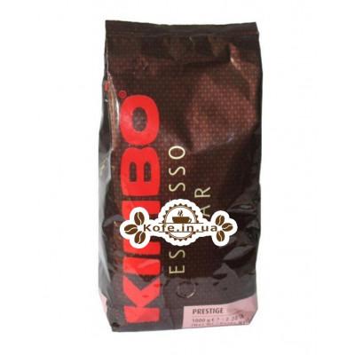 Кава KIMBO Espresso Bar Prestige зернова 1 кг (8002200140045)