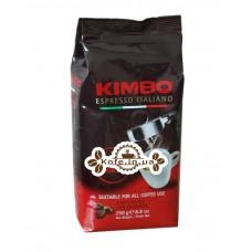Кава KIMBO Espresso Napoletano зернова 250 г (8002200602123)