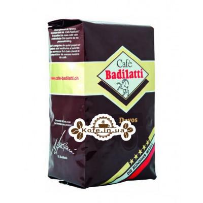 Кава Badilatti Davos 500 г зернової