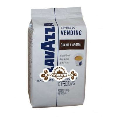 Кофе Lavazza Espresso Vending Crema e Aroma зерновой 1 кг
