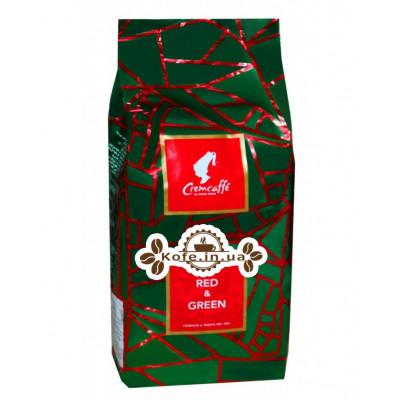 Кава Julius Meinl Crem Caffe Red and Green зернова 1 кг (8007808000036)