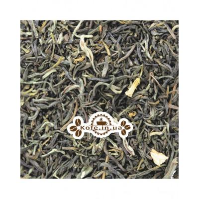 Княжеский Жасмин зеленый ароматизированный чай Світ чаю