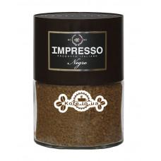 Кава Impresso Negro розчинна 100 г ст. б.