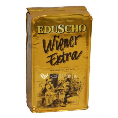 Кофе EDUSCHO Wiener Extra молотый 1 кг (5997338170114)