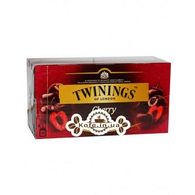 Чай TWININGS Cherry Tea Вишня 25 х 2 г (070177137830)