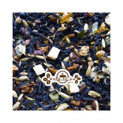 Сорочинський Ярмарок чорний ароматизований чай Чайна Країна