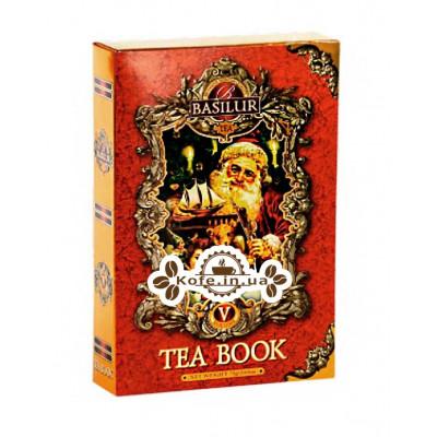 Чай BASILUR Winter Book Том 5 - Зимова Книга 75 г к / п (4792252927520)