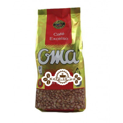Кава OMA EXCELSO 500 г зернової