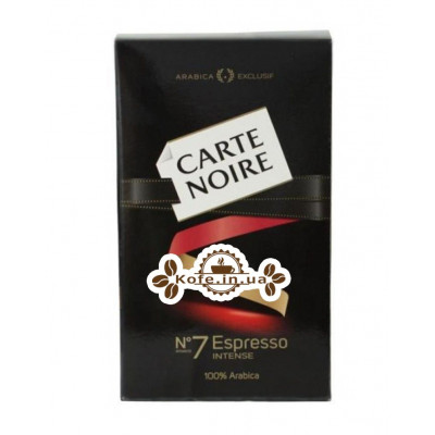 Кофе Carte Noire Expresso (Карт Нуар Эспрессо) молотый 250 г