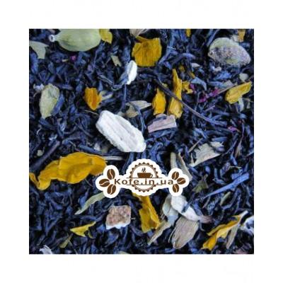 За Двома Зайцями чорний ароматизований чай Чайна Країна