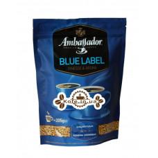 Кофе Ambassador Blue Label растворимый 205 г эконом.пак. Германия (8719325127508)