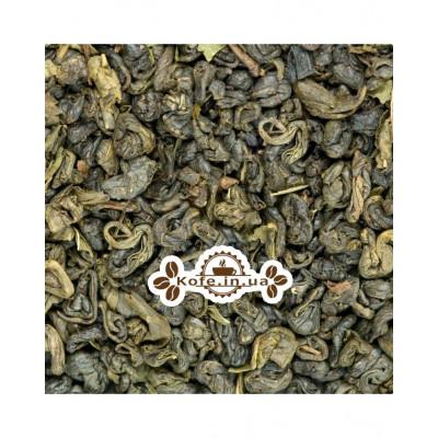 Зелений з М'ятою зелений ароматизований чай Країна Чаювання 100 г ф / п