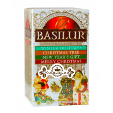 Чай BASILUR Assorted Vintage Ассорти - Винтаж 20 х 2 г (4792252934047)