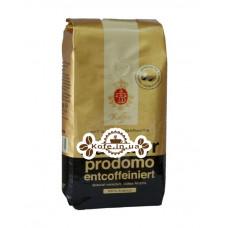 Кава Dallmayr Prodomo Entcoffeiniert без кофеїну зернова 500 г (4008167112235)