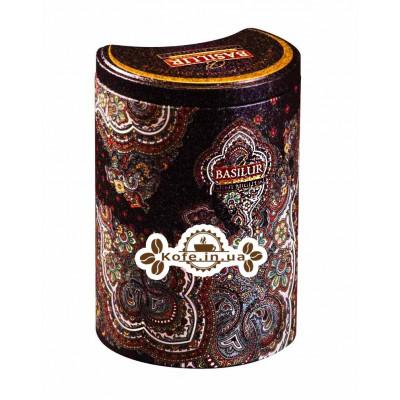 Чай BASILUR Magic Nights 1001 Ночь - Восточная 100 г ж/б (4792252100527)