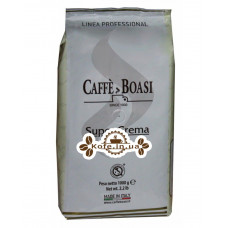 Кава Boasi Super Crema зернова 1 кг (8003370071108)