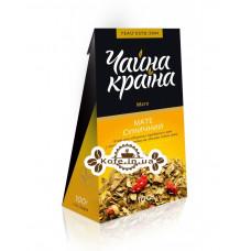 Мате Суничний етнічний чай Чайна Країна 100 г к / п