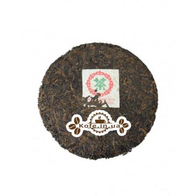 Пу Ер Бінг Ча чорний пресований чай Світ чаю 357 г